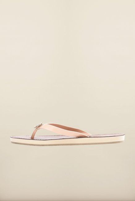 Pavers England Nude Slippers