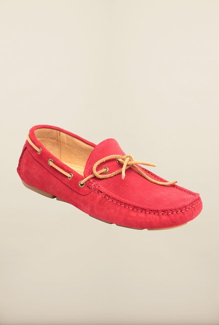 Pavers England Coral Moccasins