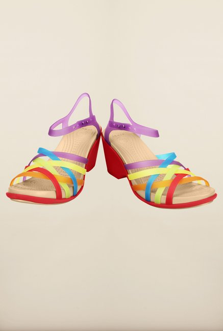 Crocs Multicolor Sandals