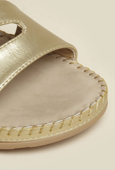 Metro Gold Acupressure Wedges