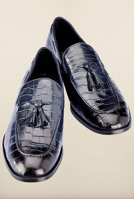 Tresmode Bill Navy Loafers