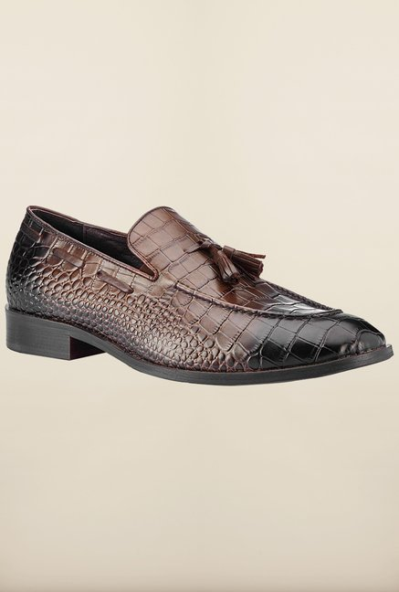 Tresmode Bill Brown Loafers