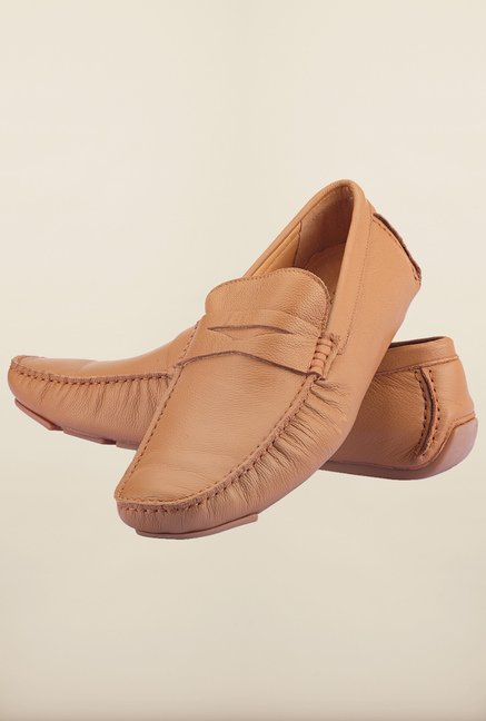 Tresmode Feisy Camel Loafers