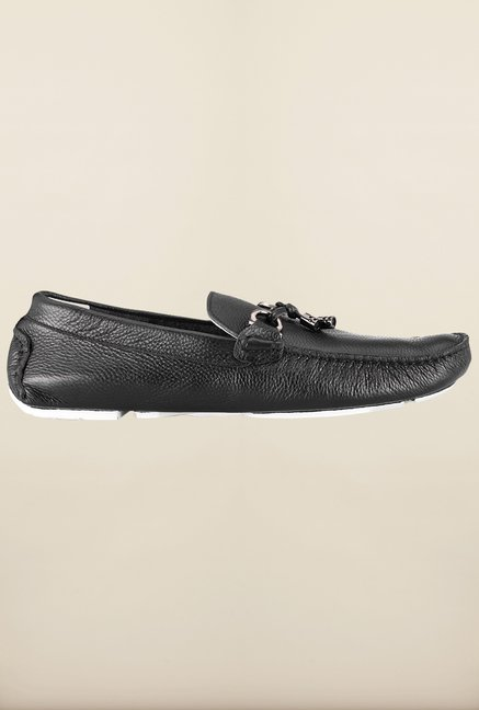 Tresmode Jenloaf Black Loafers