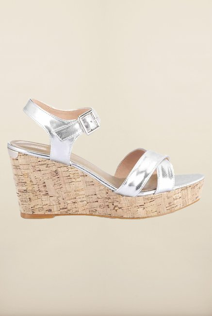 Tresmode Romedge Silver Wedges