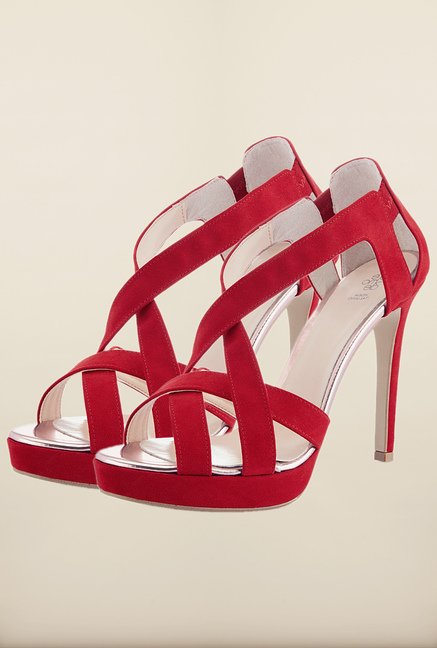 Tresmode Milano Red Stilettos