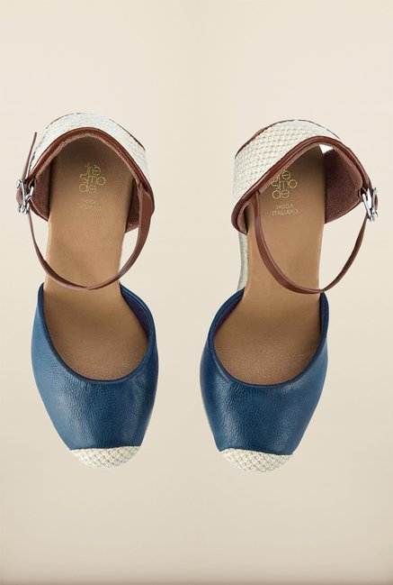 Tresmode Respain Blue Wedges