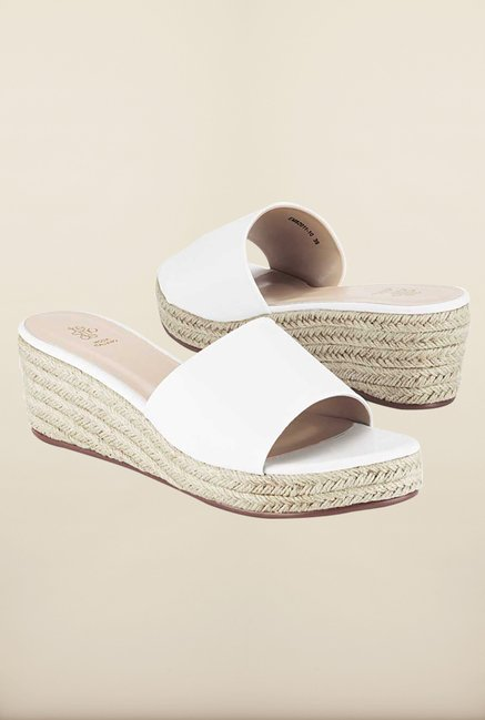 Tresmode Cecestrail White Wedges