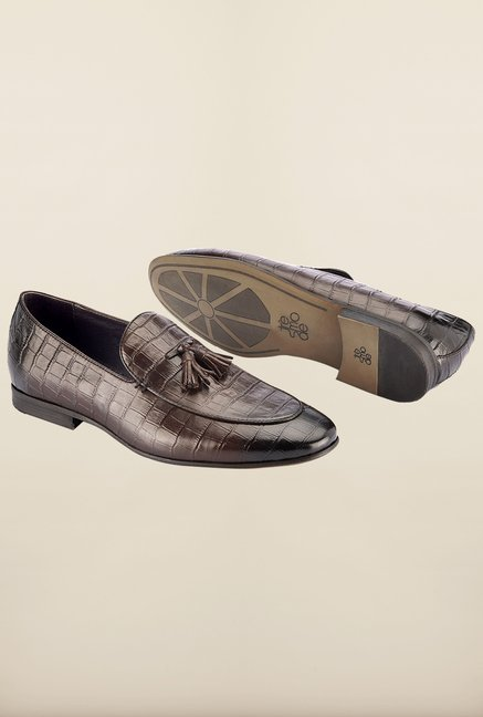 Tresmode Berep Brown Loafers