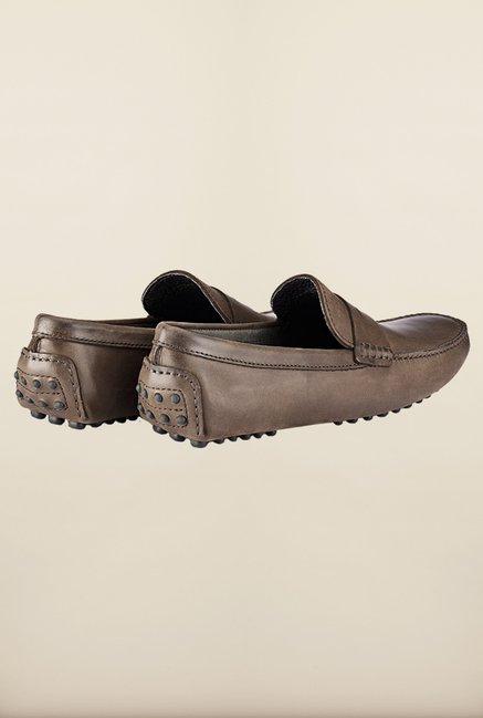 Tresmode Jinpenny Brown Loafers