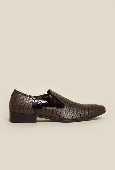 Da Vinchi by Metro Brown Loafers