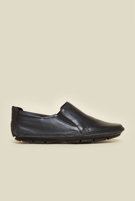 Da Vinchi by Metro Black Shoes