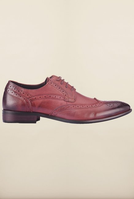 Tresmode Jogano Black Brogue Shoes