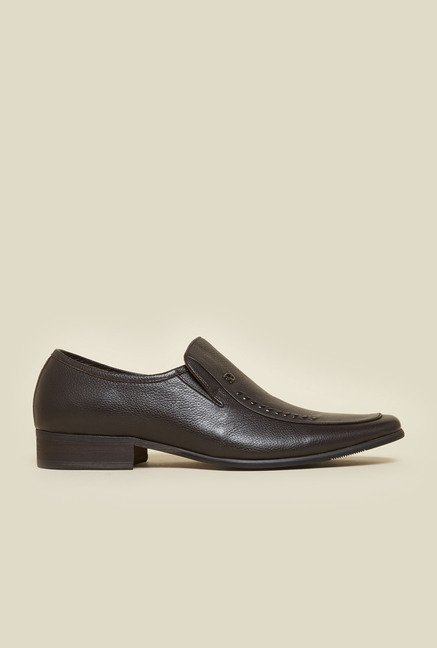 Da Vinchi by Metro Brown Moccasin Shoes