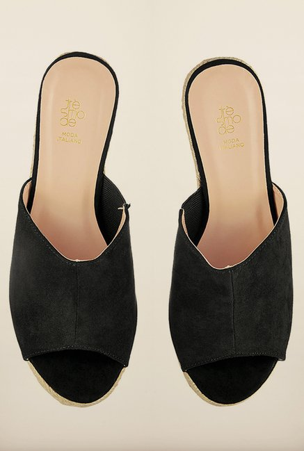 Tresmode Cerafia Black Wedges