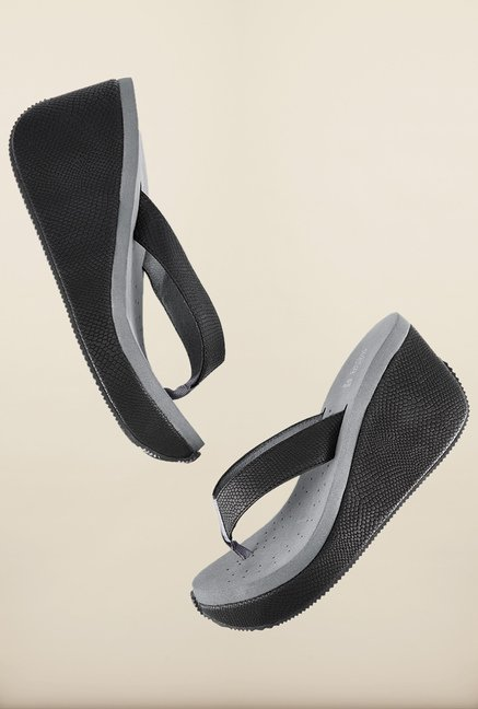 Tresmode Chill Black Wedges