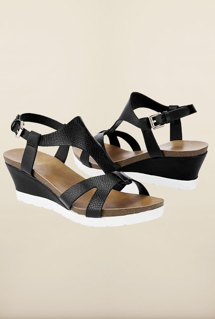 Tresmode Runedge Black Wedges