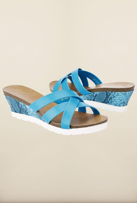 Tresmode Restrap Blue Wedges