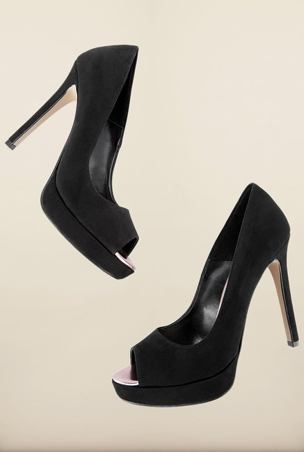 Tresmode Firenze Black Stilettos