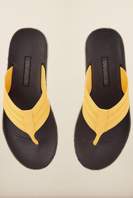 Tresmode Yup Yellow Flip Flops