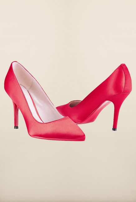 Tresmode Bepunew Red Stilettos