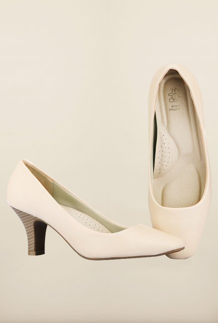 Tresmode Somilan Beige Slide Shoes