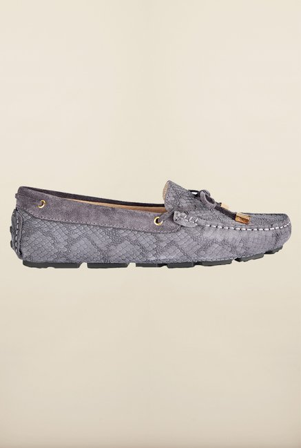 Tresmode Aloadnew Grey Moccasins