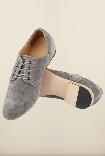 Tresmode Kusmart Grey Desert Shoes