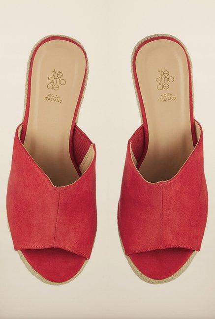 Tresmode Cerafia Red Wedges