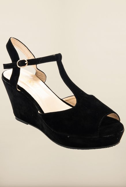 Tresmode Kanedge Black Wedges