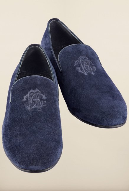 Tresmode Coporsche Blue Loafers