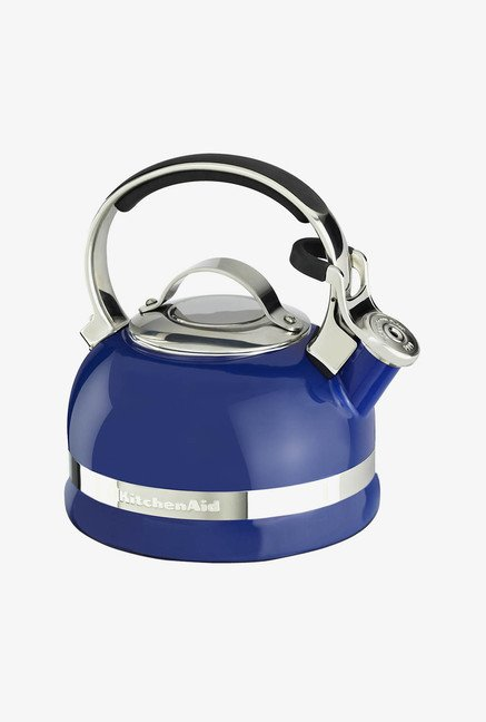 KitchenAid 2.0-Quart Kettle with Full Handle Doulton Blue