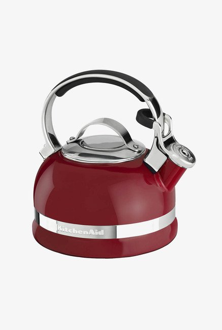 KitchenAid 2.0-Quart Kettle with Full Handle Empire Red