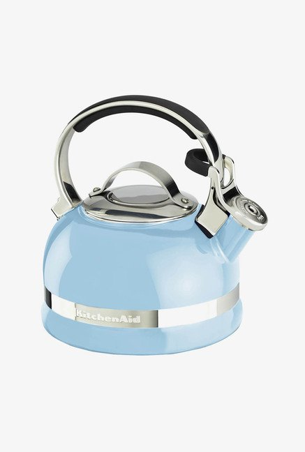KitchenAid 2.0-Quart Kettle with Full Handle Cameo Blue