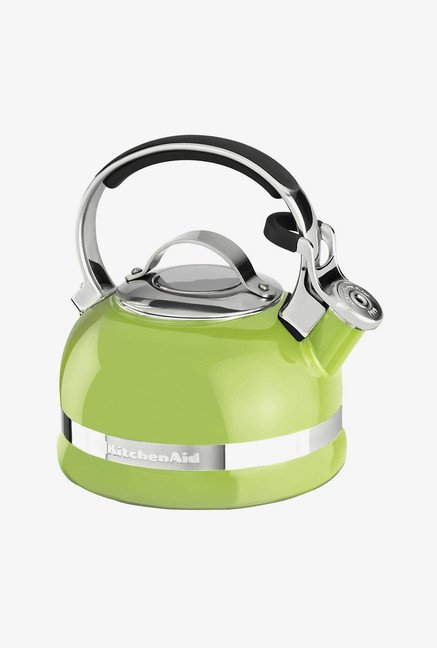 KitchenAid 2.0-Quart Kettle with Full Handle Sunkissed Lime