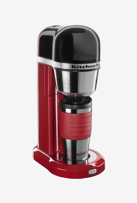 KitchenAid 0.5 Ltr Personal Coffee Maker Empire Red
