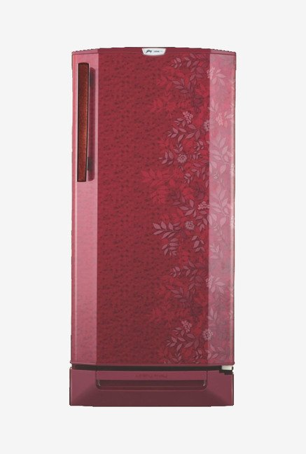 Godrej RD EdgePro 190 CT 6.2 Single Door Refrigerator (Lush Wine)