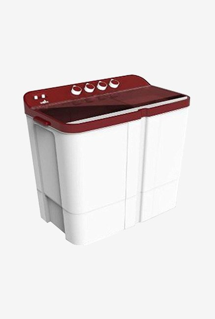 Videocon Zaara Grande VS75Z12 7.5 Kg Washing Machine (Dark Maroon)