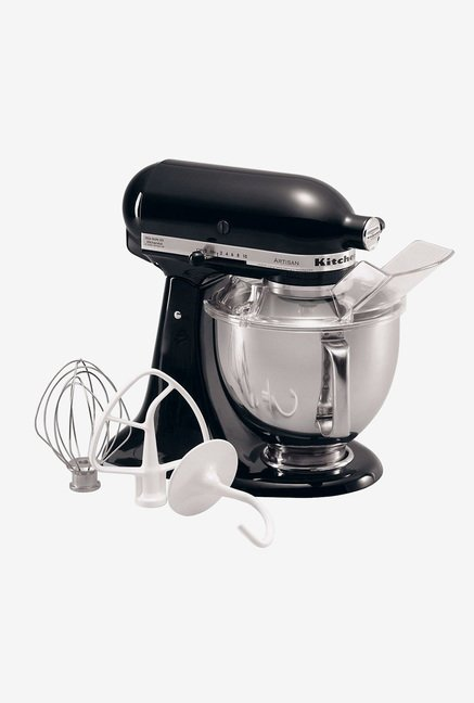 KitchenAid Artisan Tilt-Head Stand Mixer Onxy Black