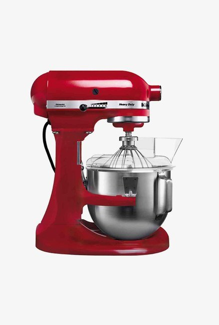 KitchenAid 4.8-Litre Bowl-Lift Stand Mixer Empire Red