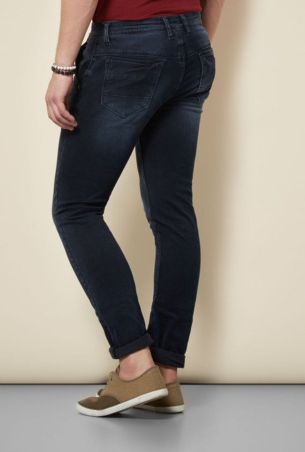 Integriti Dark Blue Skinny Fit Jeans