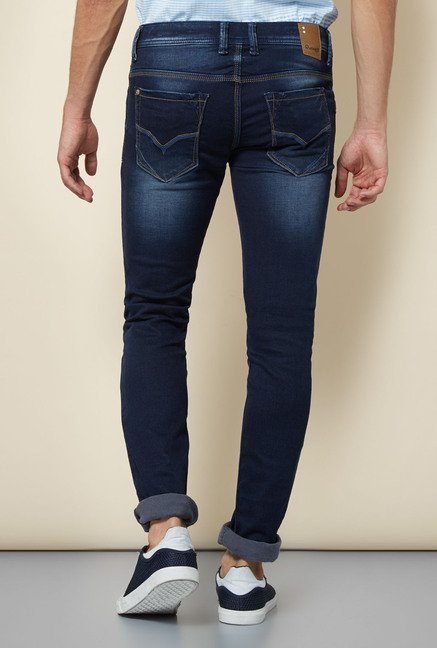 Integriti Blue Lightly Washed Jeans