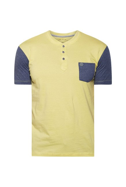 Integriti Lemon Solid T Shirt
