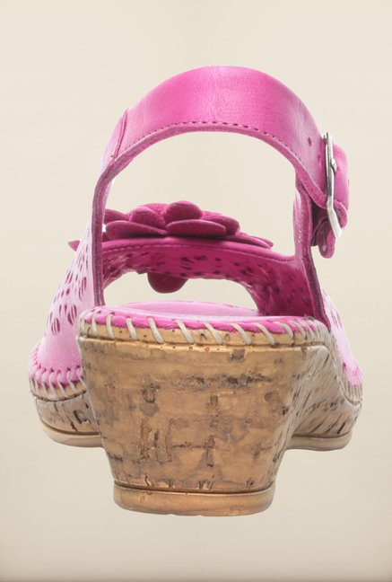 Pavers England Pink Wedges