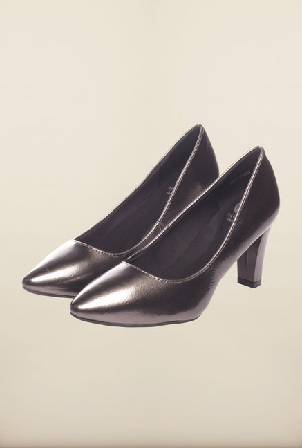 Pavers England Pewter Pumps