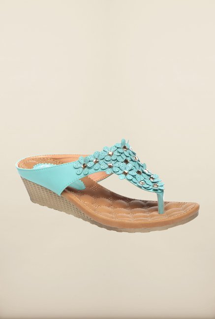 Pavers England Aqua Wedges