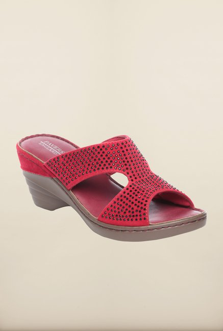 Pavers England Red Wedges