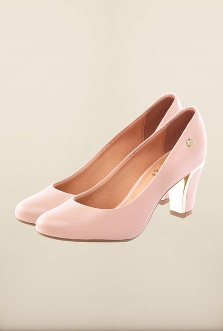 Pavers England Nude Pumps