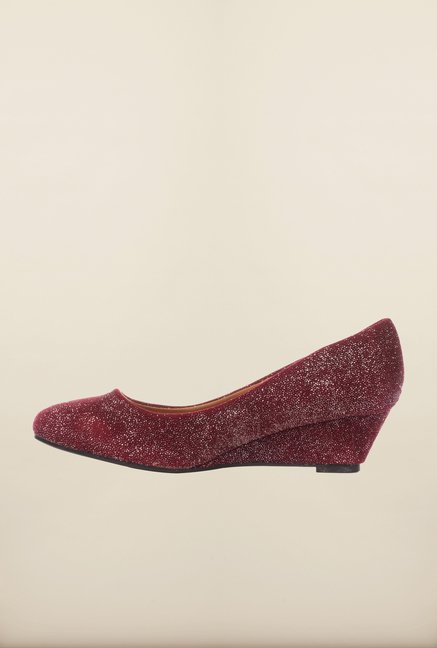 Pavers England Burgundy Wedges