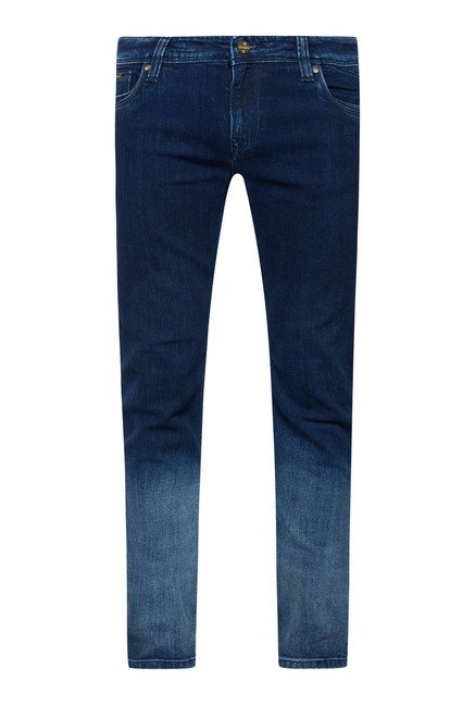 Integriti Dark Blue Ombre Jeans